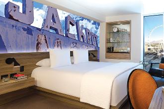 Image du the linq hotel and casino balcony offert par VosVacances.ca