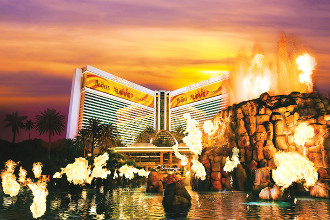 Main image of the The Mirage offered by YourVacations.ca