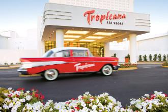 Image principale de l'hôtel Tropicana offert par VosVacances.ca