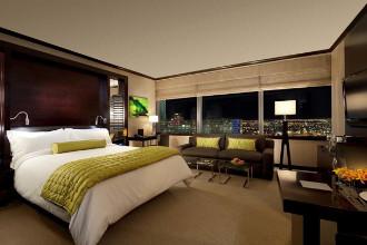 Image du vdara hotel spa balcony offert par VosVacances.ca
