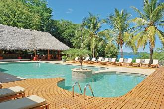 Image du secrets papagayo costa rica beach offert par VosVacances.ca