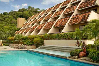 Main image of the Villas Sol Hotel offered by YourVacations.ca
