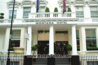 Image principale de l'hôtel Montana Hotel Kensington offert par VosVacances.ca