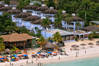 Main image of the Beachcomber Club offered by YourVacations.ca