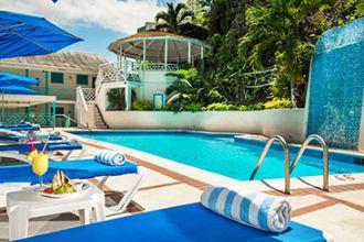 Image du deja resort balcony offert par VosVacances.ca
