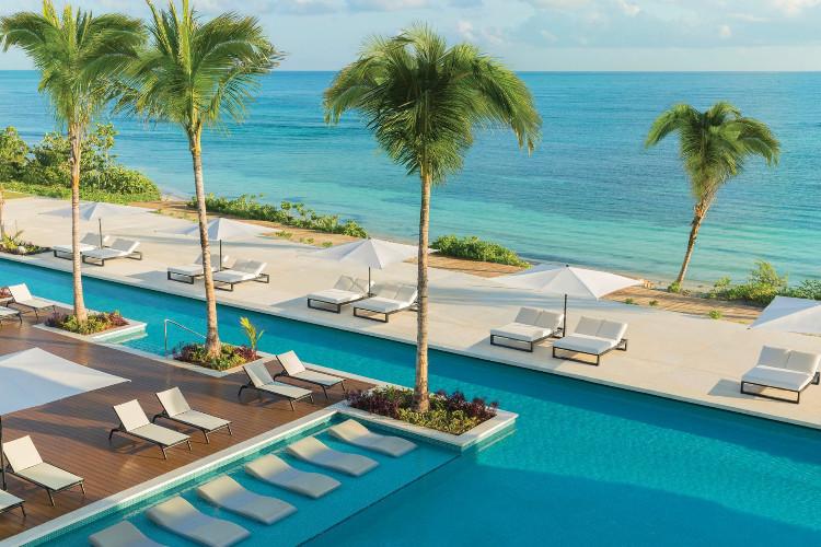Image du excellence oyster bay beach offert par VosVacances.ca