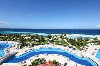 Image du grand bahia principe jamaica beach offert par VosVacances.ca