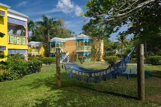 Image du grand pineapple resort fitness offert par VosVacances.ca