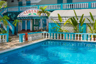 Image du legends beach resort fitness offert par VosVacances.ca