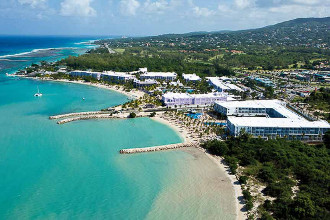 Main image of the Riu Palace Jamaica offered by YourVacations.ca