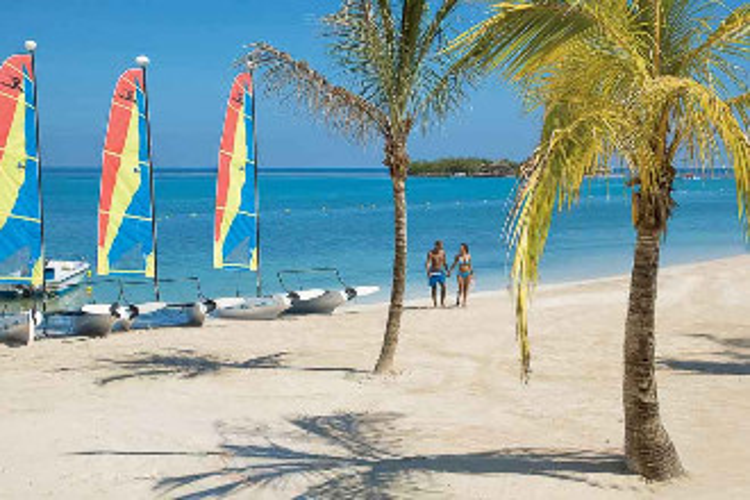 Image du riu palace jamaica beach offert par VosVacances.ca