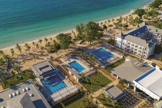 Image principale de l'hôtel Riu Palace Tropical Bay offert par VosVacances.ca