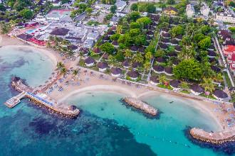 Image principale de l'hôtel Royal Decameron Club Caribbean offert par VosVacances.ca
