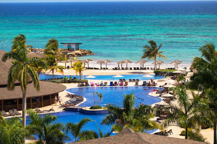 Image du royalton white sands balcony offert par VosVacances.ca