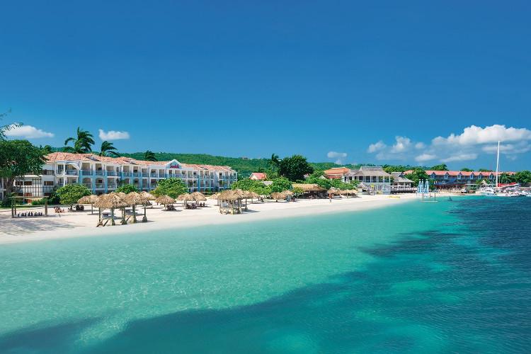Image principale de l'hôtel Sandals Montego Bay offert par VosVacances.ca