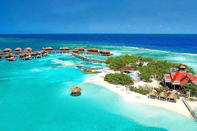 Image principale de l'hôtel Sandals Royal Caribbean offert par VosVacances.ca