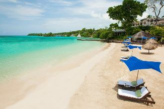 Image du sandals royal plantation fitness offert par VosVacances.ca