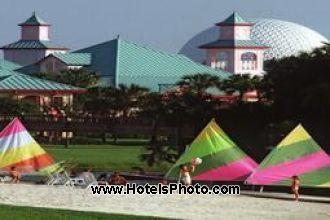 Image principale de l'hôtel Disney Caribbean Beach offert par VosVacances.ca