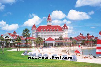 Image principale de l'hôtel Disney Grand Floridian offert par VosVacances.ca