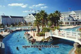 Image principale de l'hôtel Disney Yacht Beach Club offert par VosVacances.ca