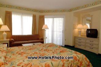 Image du enclave suites room offert par VosVacances.ca