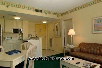 Image du enclave suites suite offert par VosVacances.ca