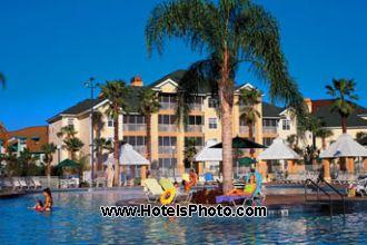 Image du sheraton vistana resort beach offert par VosVacances.ca