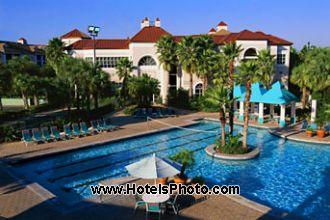 Image principale de l'hôtel Sheraton Vistana Resort offert par VosVacances.ca
