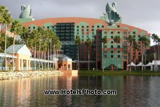 Main image of the Disney Swan offered by YourVacations.ca