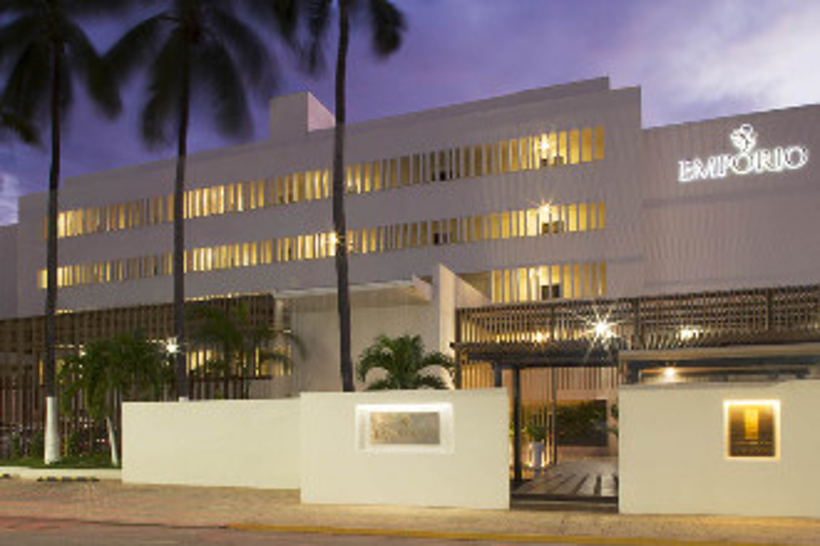 Image principale de l'hôtel Emporio Mazatlan offert par VosVacances.ca