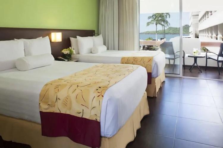 Image du emporio mazatlan beach offert par VosVacances.ca