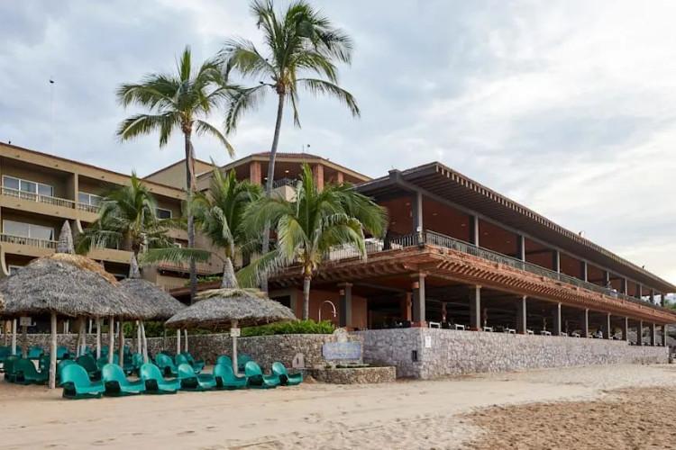 Image du playa mazatlan  balcony offert par VosVacances.ca