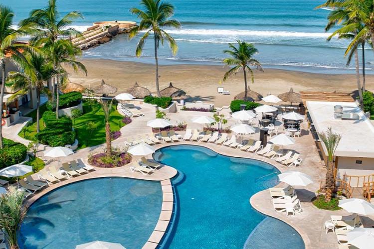 Image du pueblo bonito mazatlan beach offert par VosVacances.ca
