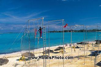 Image du breezes bahamas beach offert par VosVacances.ca