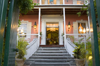 Main image of the Graycliff Hotel offered by YourVacations.ca