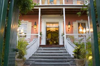 Image principale de l'hôtel Graycliff Hotel offert par VosVacances.ca