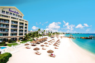 Main image of the Sandals Royal Bahamian offered by YourVacations.ca