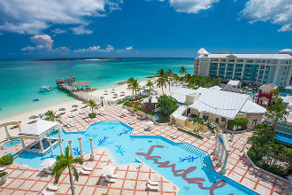 Image du sandals royal bahamian beach offert par VosVacances.ca