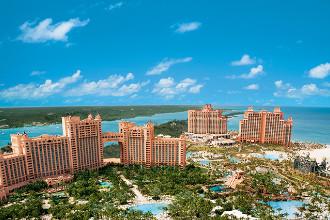 Image principale de l'hôtel The Beach At Atlantis offert par VosVacances.ca