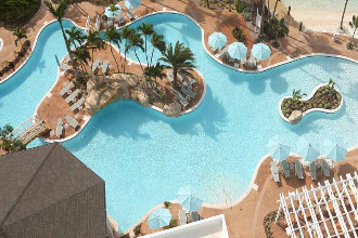Image du warwick paradise island balcony offert par VosVacances.ca