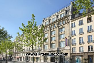 Main image of the Citadines St-Germain-des-Pres offered by YourVacations.ca