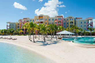 Image du blue haven resort beach offert par VosVacances.ca