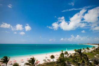 Image du ocean club resort beach offert par VosVacances.ca