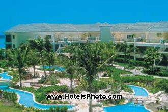 Image du sands at grace bay hotel offert par VosVacances.ca