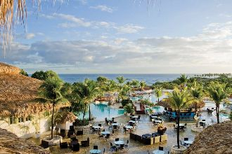 Image du cofresi palm beach and spa resort garden offert par VosVacances.ca