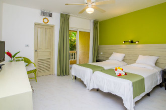 Image du villa taina balcony offert par VosVacances.ca