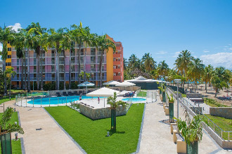Image du karibea beach resort beach offert par VosVacances.ca