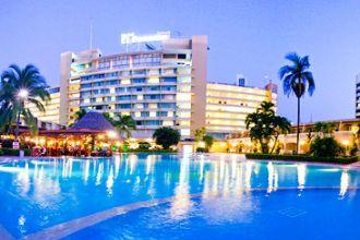 Image principale de l'hôtel El Panama offert par VosVacances.ca