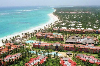 Main image of the Caribe Deluxe Princess offered by YourVacations.ca