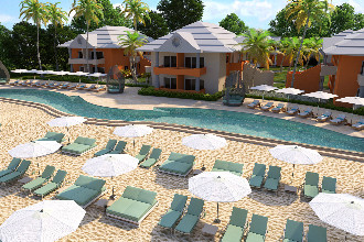 Main image of the Coral Level At Iberostar Selection Bavaro offered by YourVacations.ca